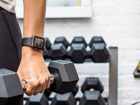умные часы для занятия спортом