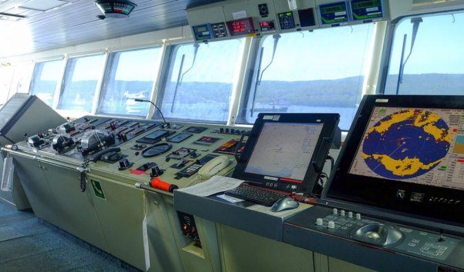 Морские радиолокационные системы для катера