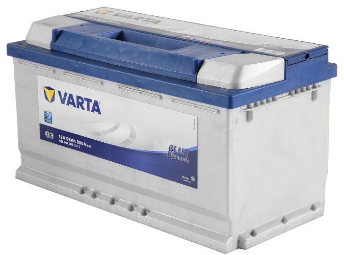 аккумулятор Varta